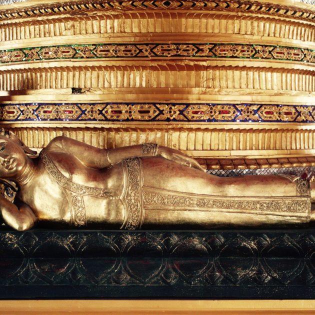 Reclining Buddha from Thailand