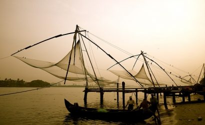 Fishing in Kochi