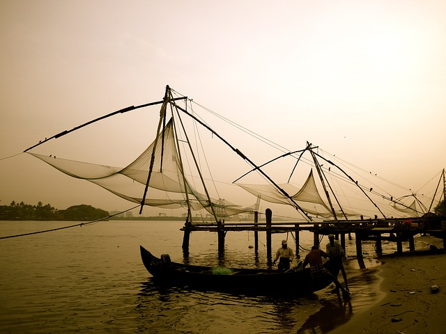 Fishing in Kochi