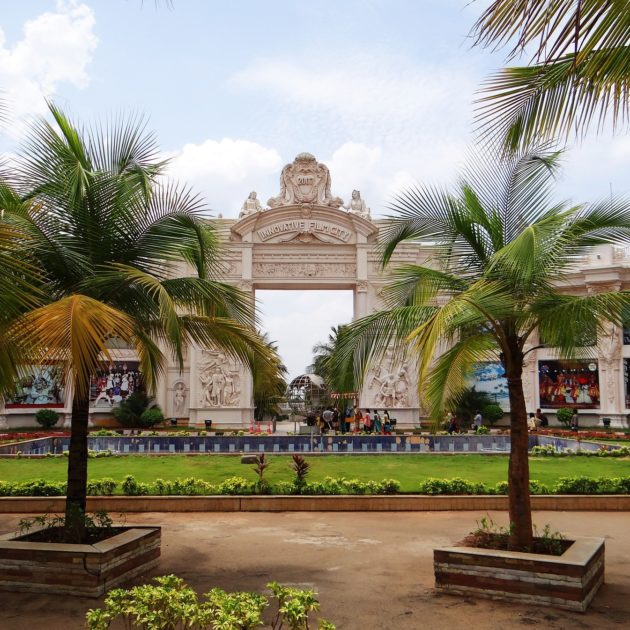 a picture of Bengaluru buildings