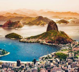 Islands of Rio de janeriro
