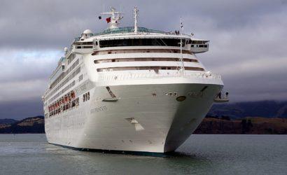 photo of a cruise on sea